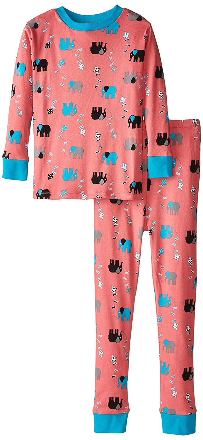 amazoncom new jammies girls' organic cotton snuggly pajamas  - amazoncom new jammies girls' organic cotton snuggly pajamas clothing
