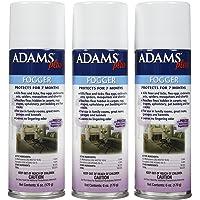 Adams Plus Flea & Tick Fogger, 6-ounce, Pack of 3