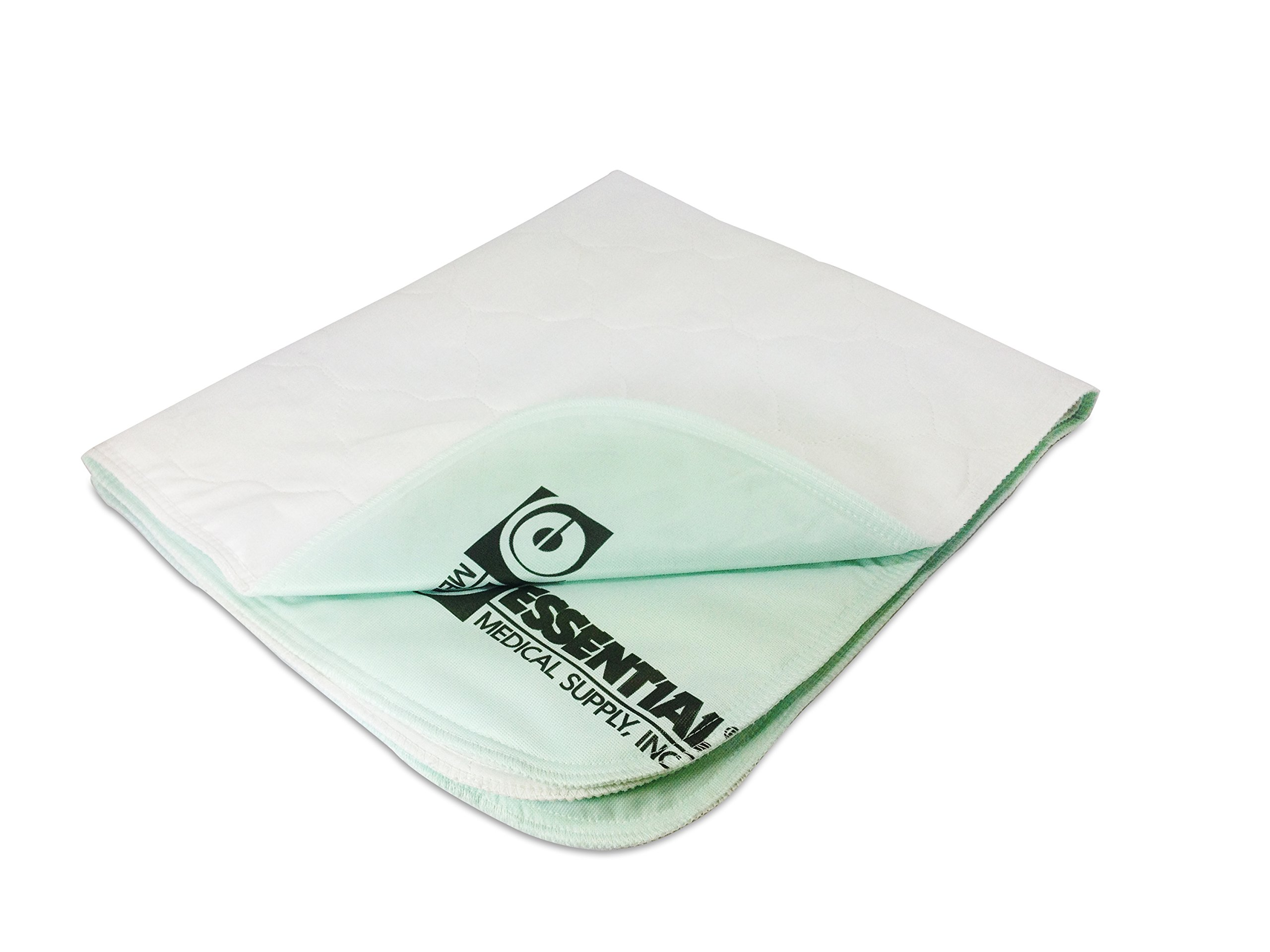 Essential Medical Supply Reusable Underpad, 30 inch X 35 inch, 24 Count