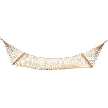 AmazonBasics Cotton Rope Hammock