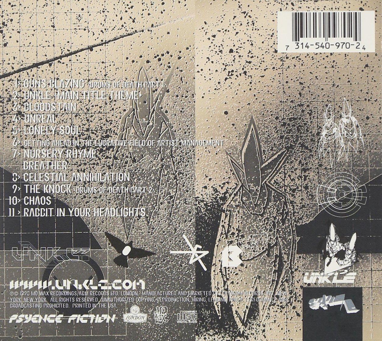 Amazon.com: Psyence Fiction: Music