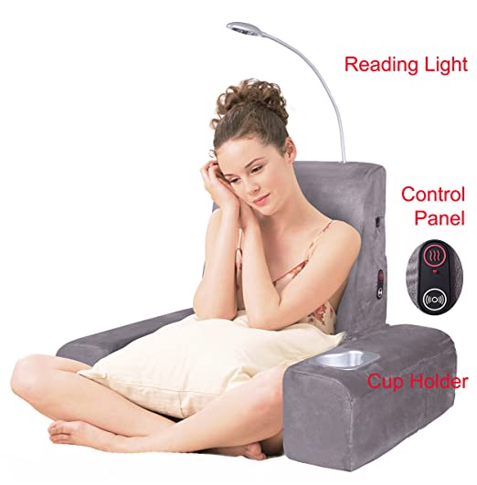 Best Massage Pillow By Carepeutic Bed Lounger