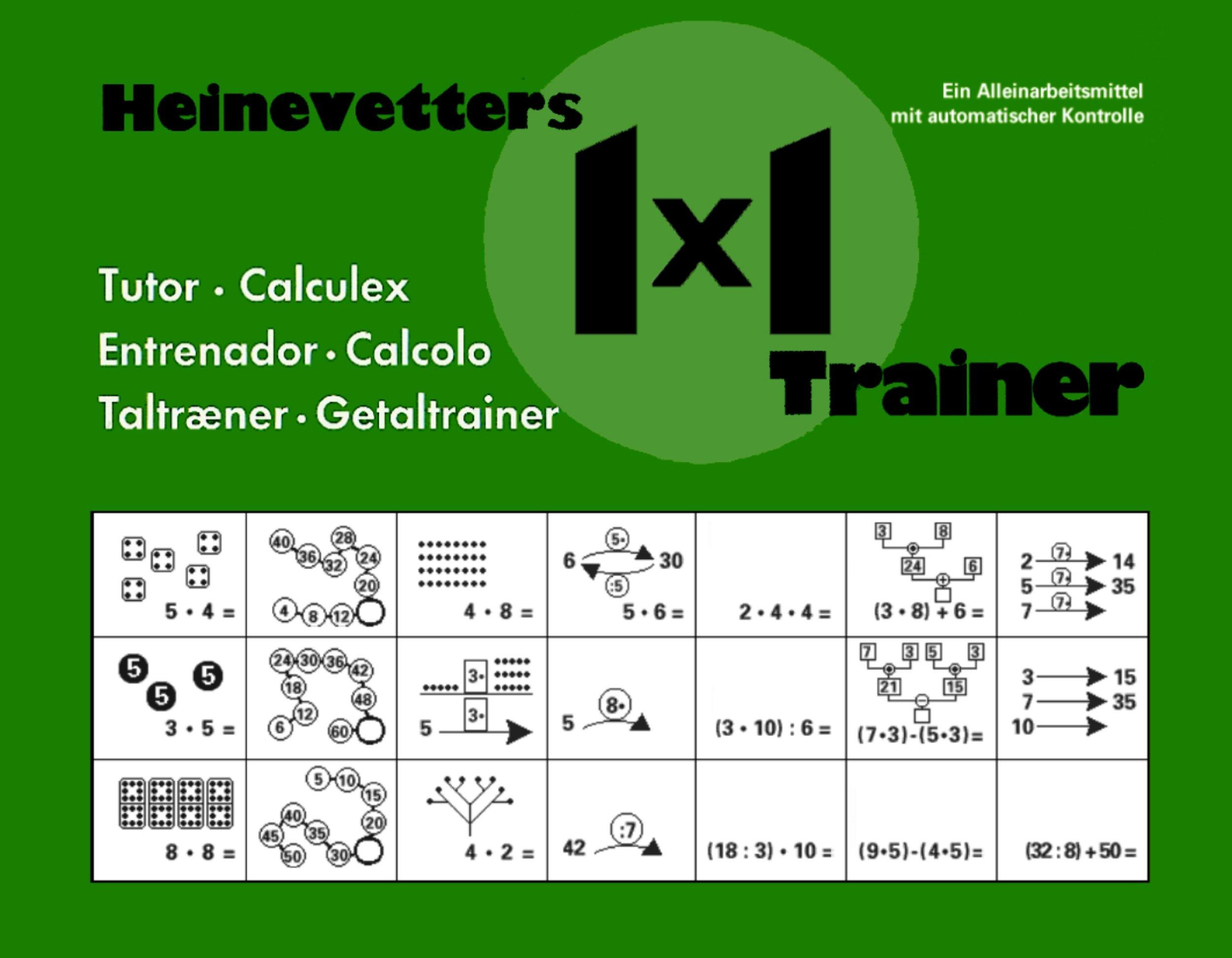 1x1 trainer