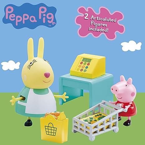 Peppa Pig 6952 Peppa - Trípode de Compras