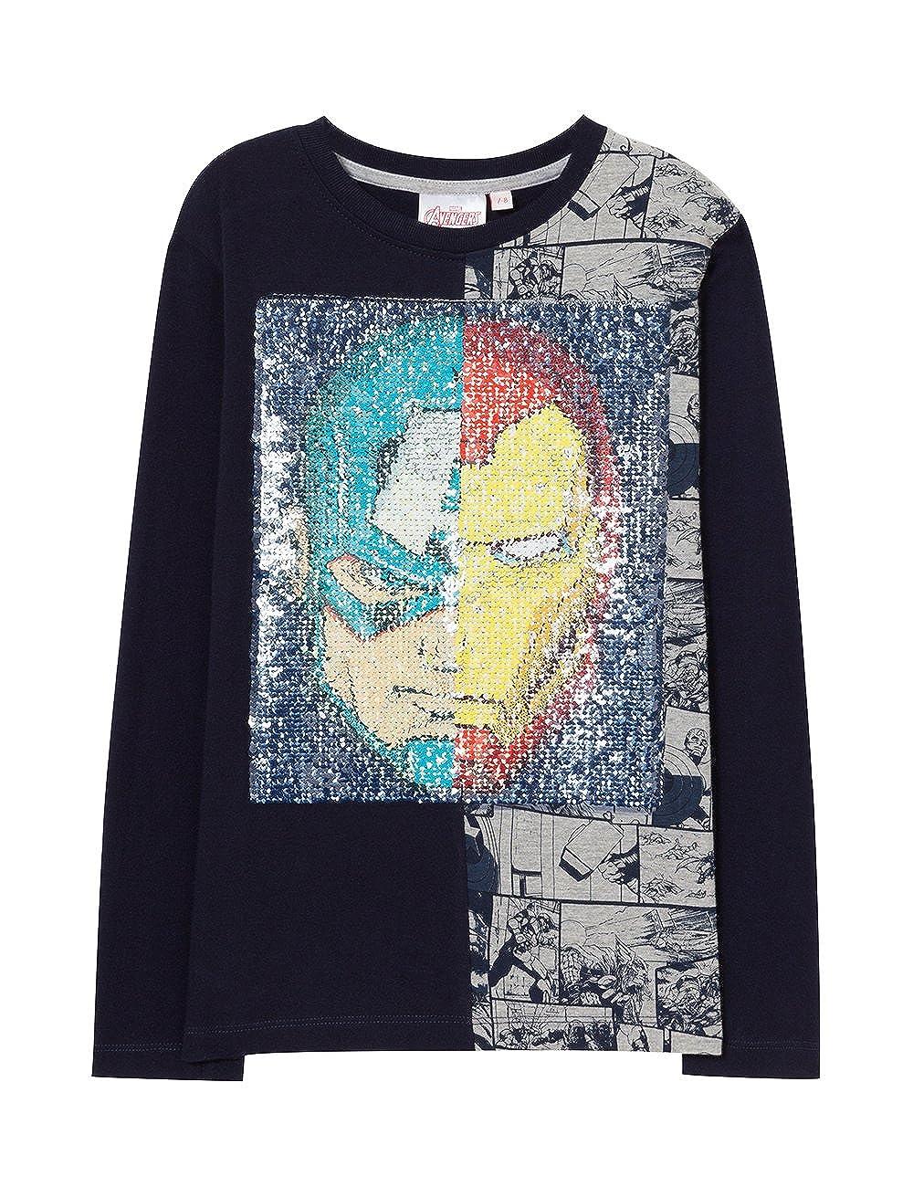Desigual TS/_edu T-Shirt Bambino