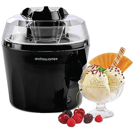 Eismaschine Eiscreme Eis Speiseeis Frozen Joghurt Sorbet Maschine kompakt neu