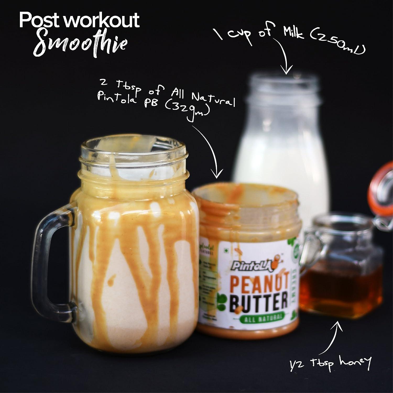 bb992de8f2c181 Pintola All Natural Creamy Peanut Butter
