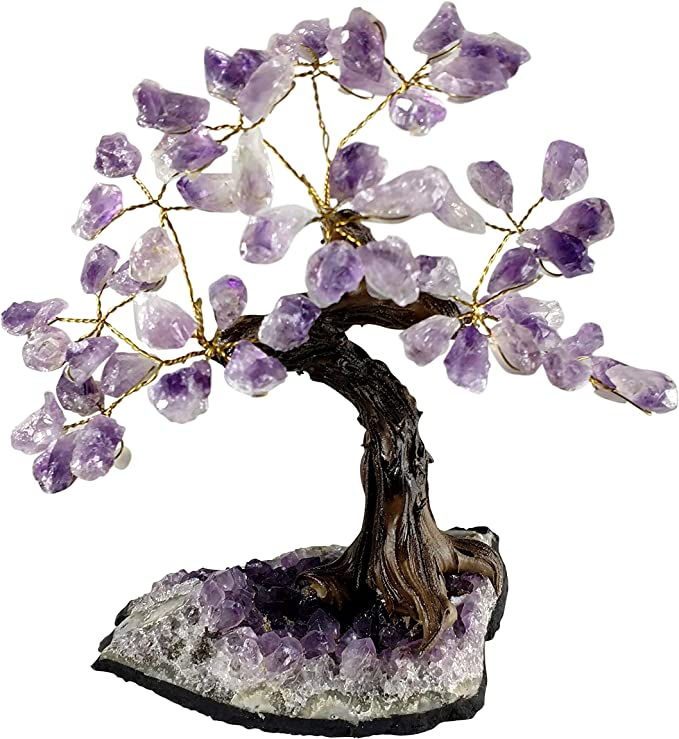 Cherry Quartz Gemstone Big Tree Motive Pendant  Charm  Jewelry Making  Birthday  Gold Plated Brass Framed Gem Stone  1pcs  1-bn73