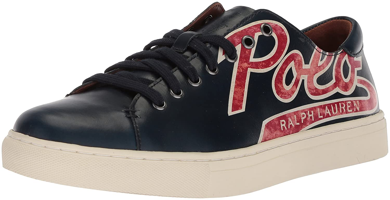 f1257c5a13 Amazon.com  Polo Ralph Lauren Men s Jermain Sneaker  Shoes