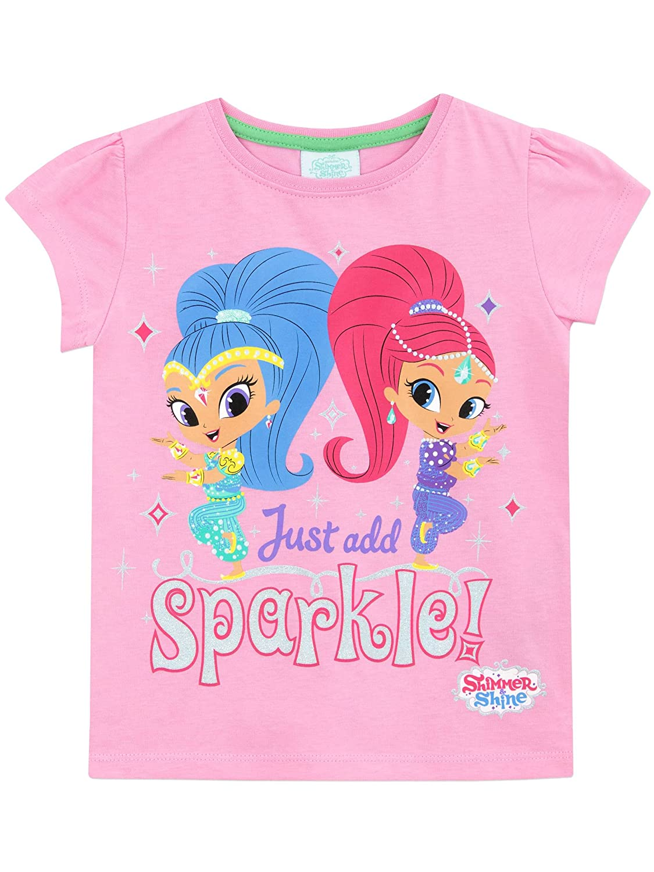 Shimmer And Shine Shimmer /& Shine Girls T-Shirt