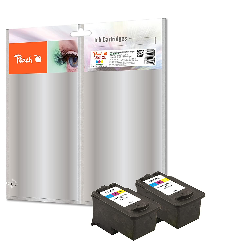 Peach Print-Head XL Colour, Compatible with Canon CL-541XL: Amazon ...