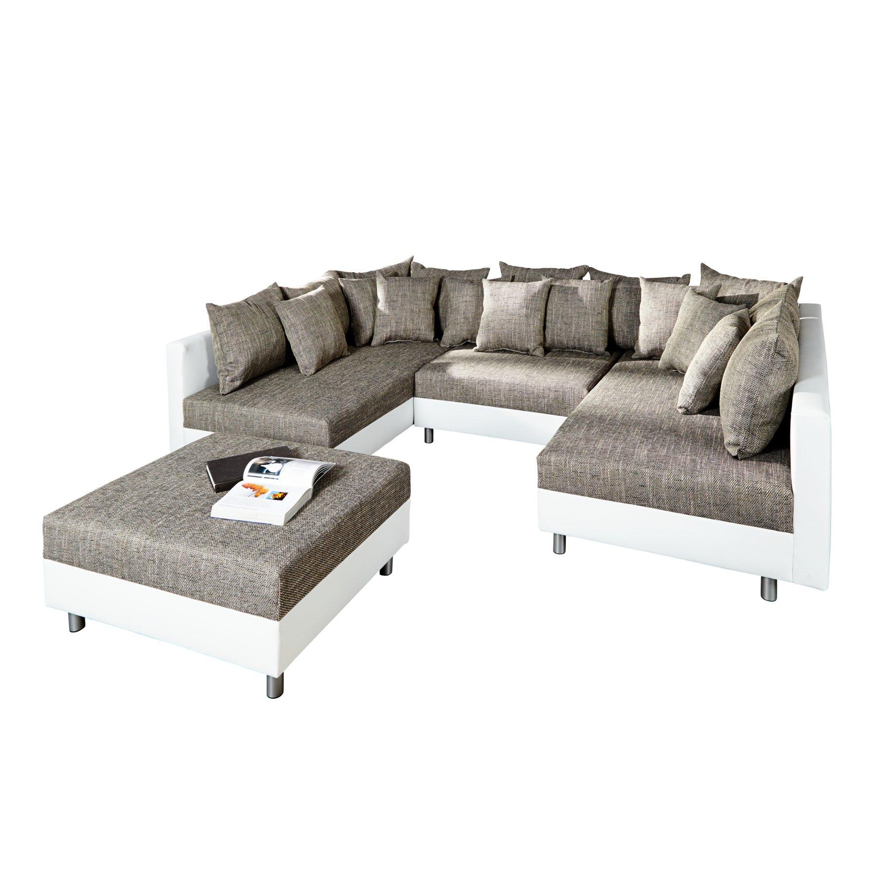 Wohnzimmer Couchgarnitur: Amazon.de
