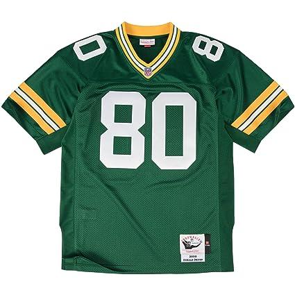 44cf33f8e Amazon.com : Mitchell & Ness Donald Driver Green Bay Packers NFL ...