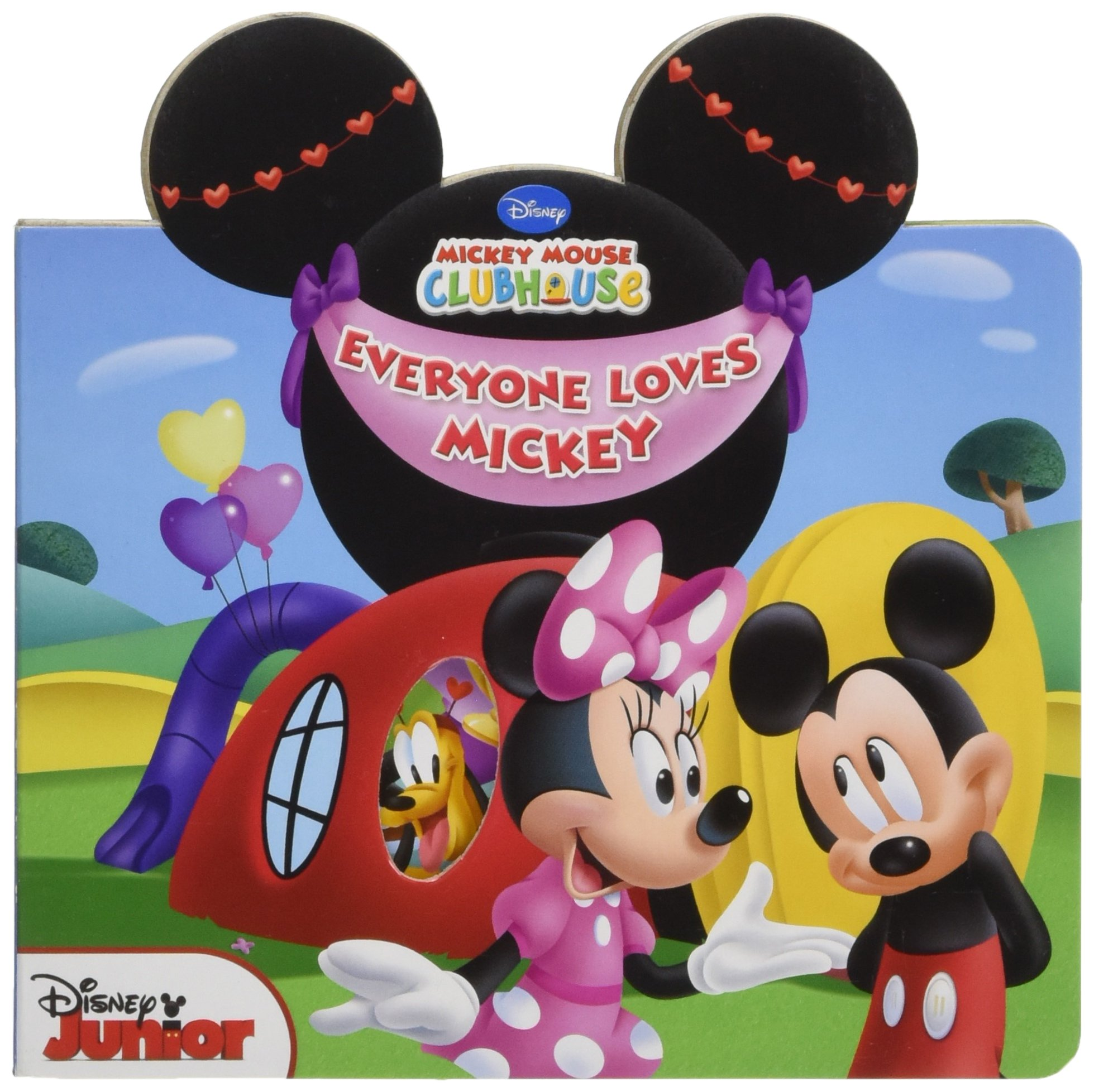 Read Online Mickey Mouse Clubhouse Everyone Loves Mickey pdf