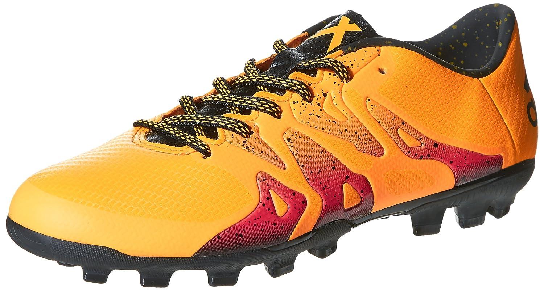 adidas X 15.3 AG Scarpe da Calcetto Uomo Arancione Solar Gold/Core Black/Shoc