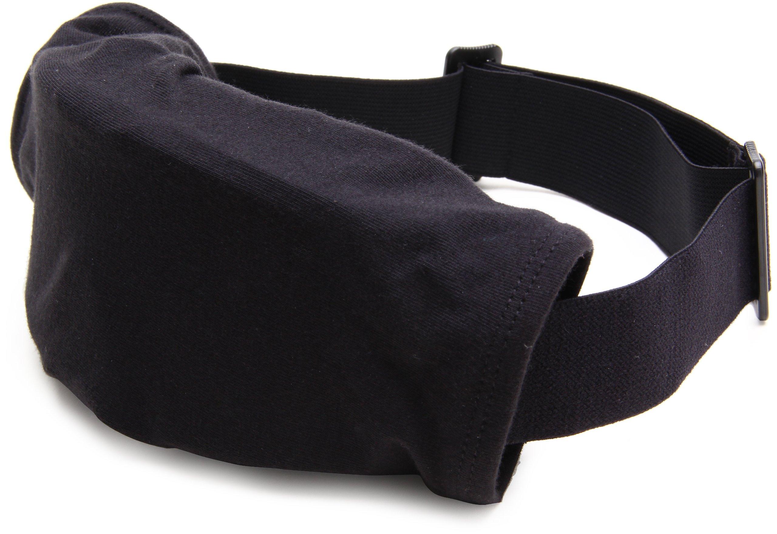 Bobster Alpha Ballistics Goggles, Black Frame/Smoke & Clear Lenses by Bobster Eyewear (Image #7)