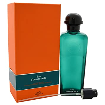 Cologne Flacon De 400ml Eau D'orange Verte Hermes QrthsxBodC
