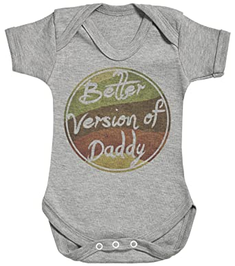 Amazon.com: SR – mejor versión de Daddy body de bebé – bebé ...