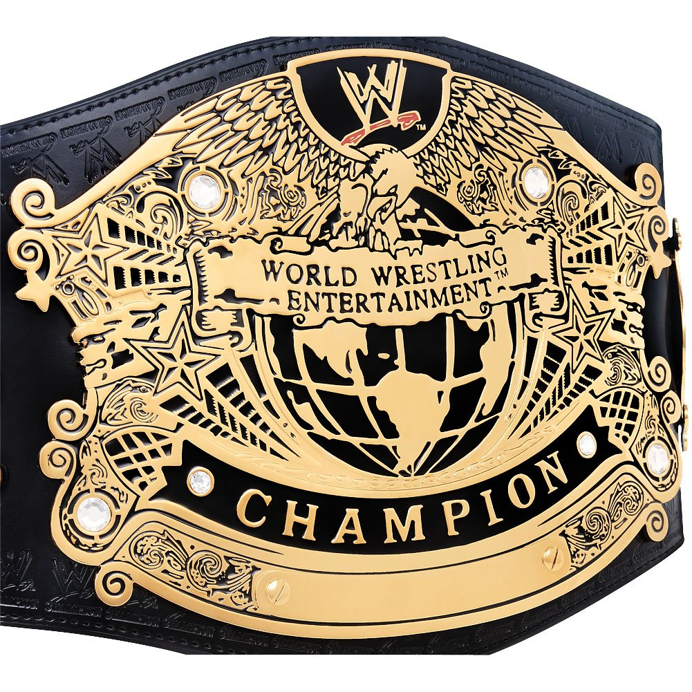 WWE Undisputed Championship Replica Title Belt