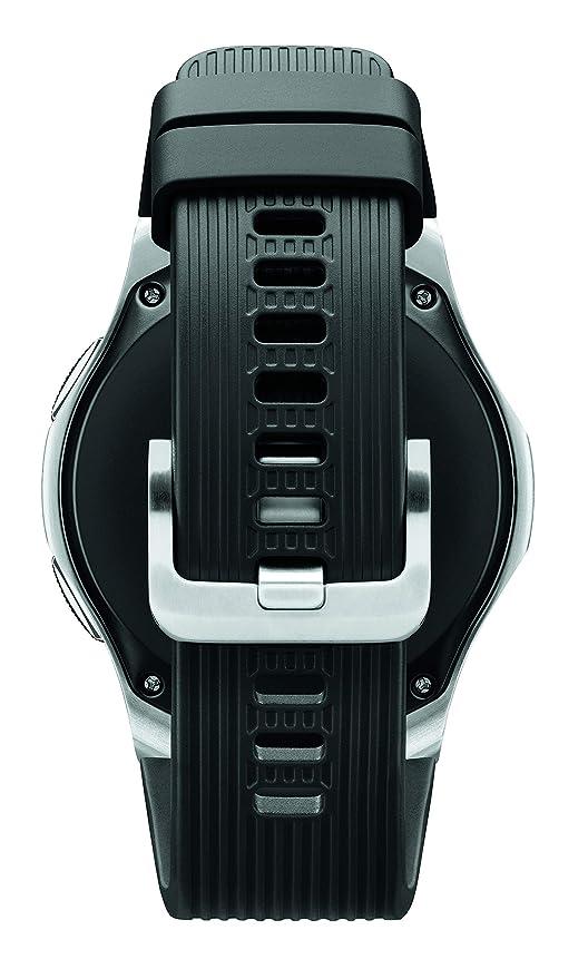 Samsung Galaxy Watch Reloj Inteligente Plata SAMOLED 3,3 cm (1.3