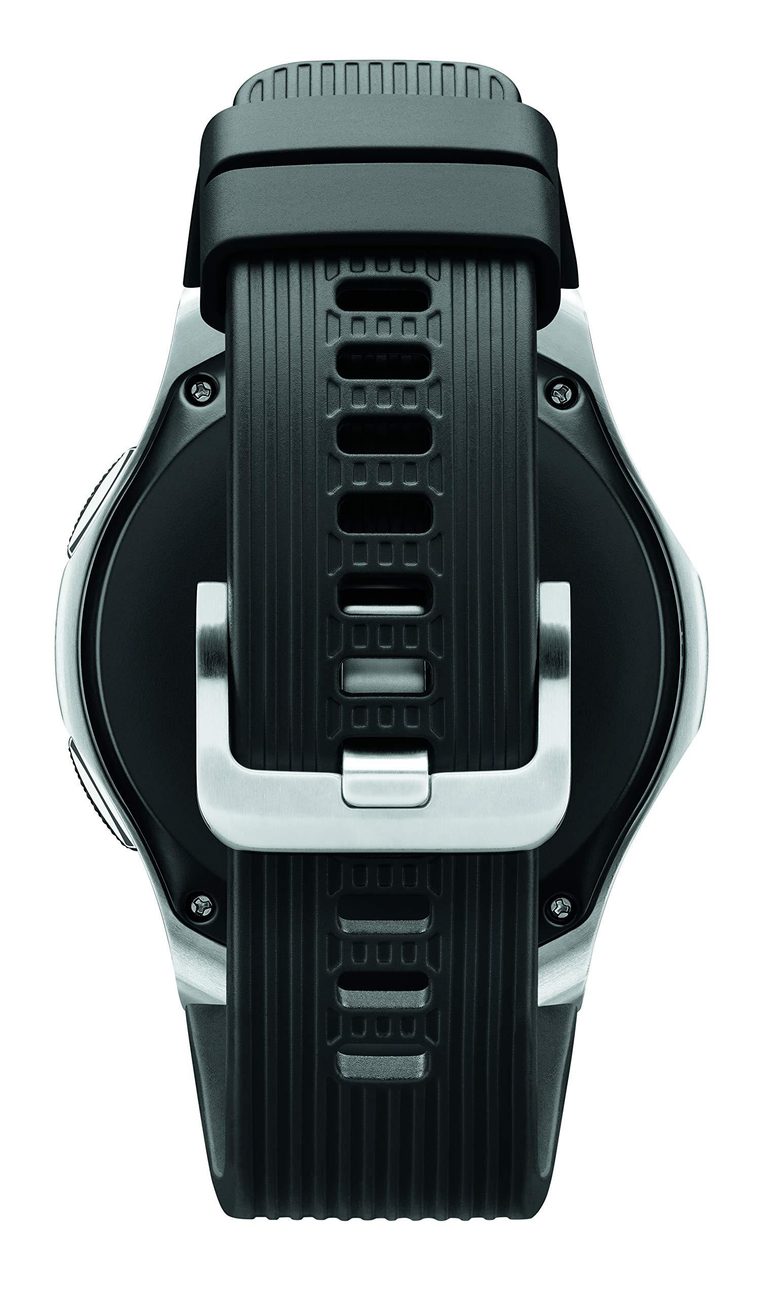 Samsung Galaxy Smartwatch (46mm) Silver (Bluetooth), SM-R800NZSAXAR - US Version with Warranty by Samsung (Image #4)