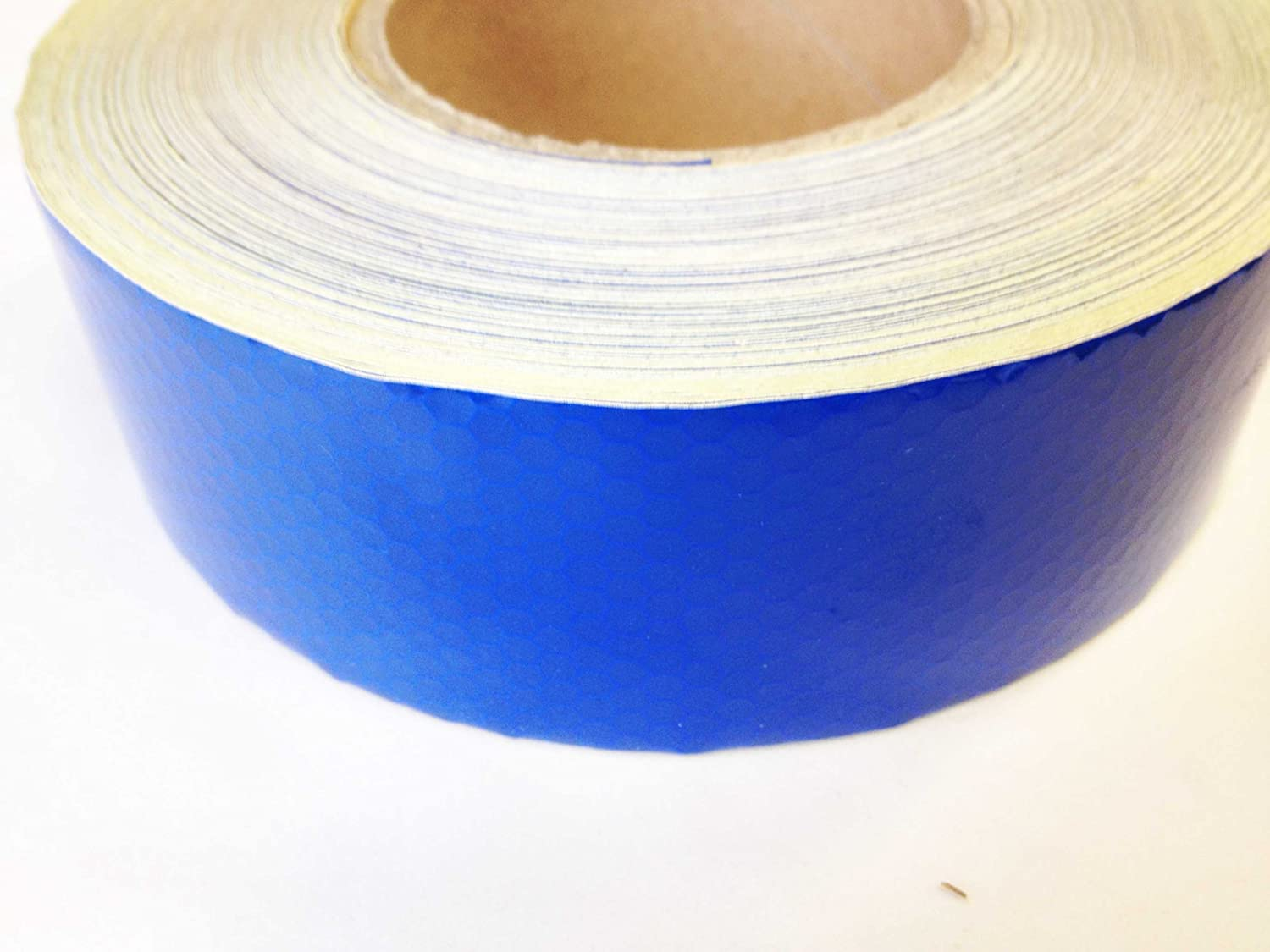 25MM High Quality High Intensity Reflective Tape Vinyl Roll 1M 2M 5M 10M (Yellow, 10 Meter) Coralgraph Inc