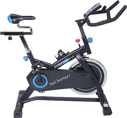 FYTTER Bicicleta Indoor Rider Ri-4X Negro: Amazon.es: Deportes y ...