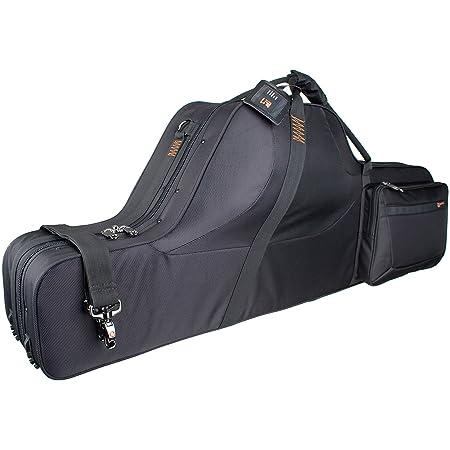 Amazon.com: Protec contorneada Saxofón Barítono Pro Pac ...