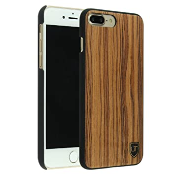 coque iphone 7 plus en bois