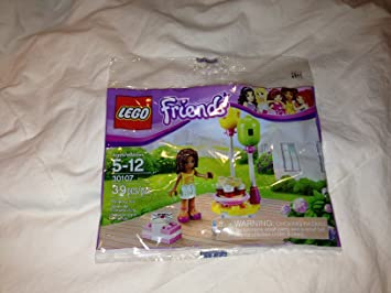 Remarkable Lego Friends 30107 Birthday Party Bagged Amazon Co Uk Toys Games Personalised Birthday Cards Paralily Jamesorg