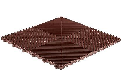 Amazon Swisstrax A504000100 9 Ribtrax Modular Flooring Tile