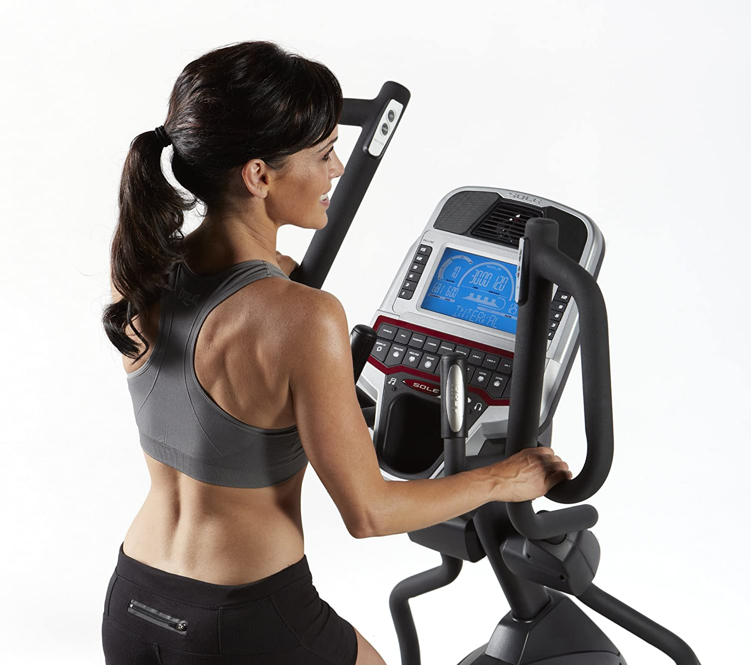 Amazon.com : Sole Fitness E95 Elliptical Machine : Elliptical Trainers : Sports & Outdoors