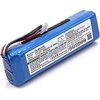 vhbw Accu geschikt voor JBL Charge 2 Plus, Charge 2+, Charge 3 (2015) Bluetooth luidsprekers zoals GSP1029102R (Li…