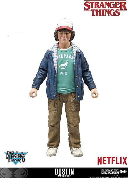 "Stranger Things Series 2 Dustin 7/"" McFarlane Figure"