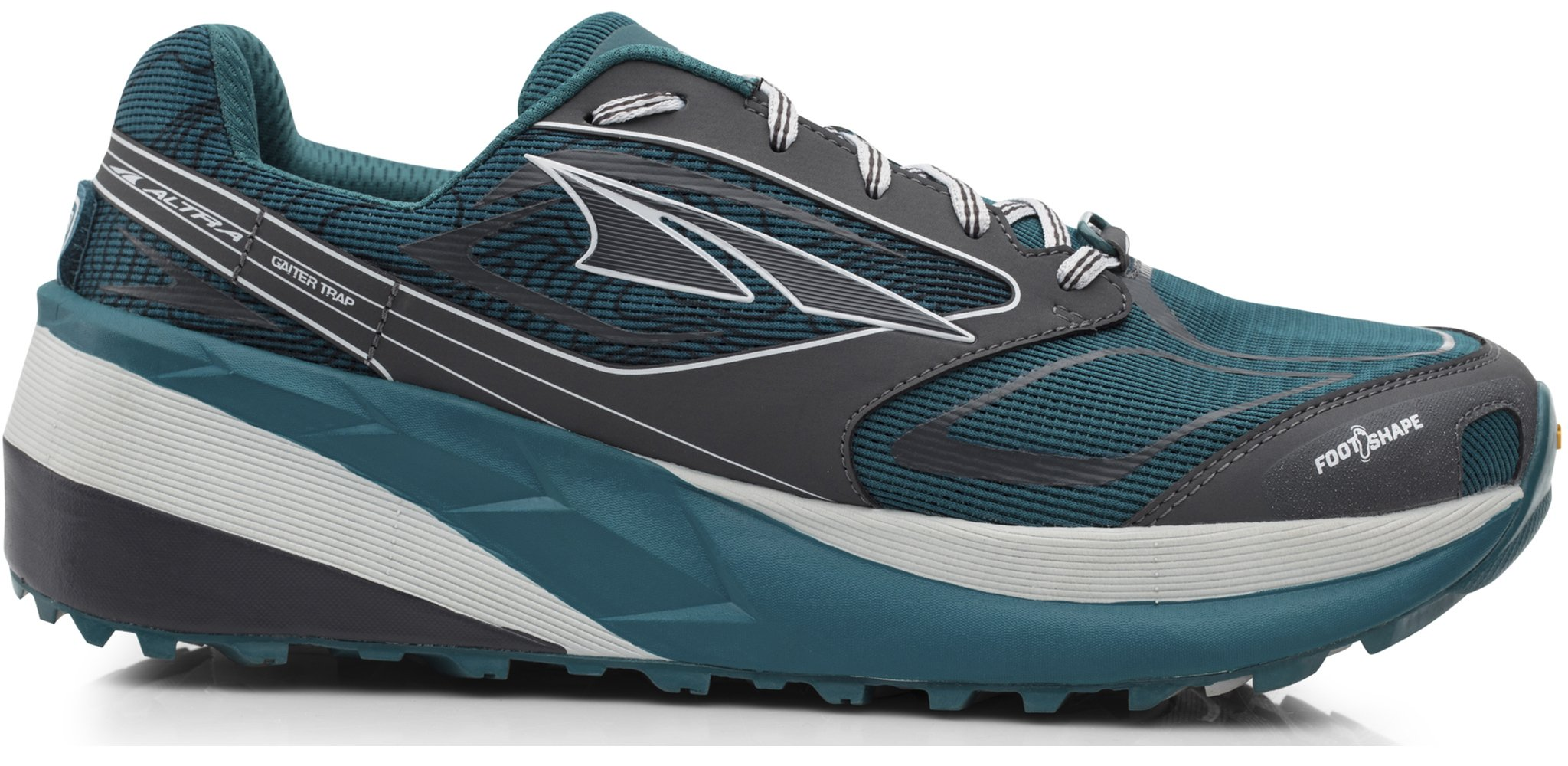 Altra AFM1859F Men's Olympus 3 Running Shoe, Green - 10 D(M) US by Altra (Image #1)