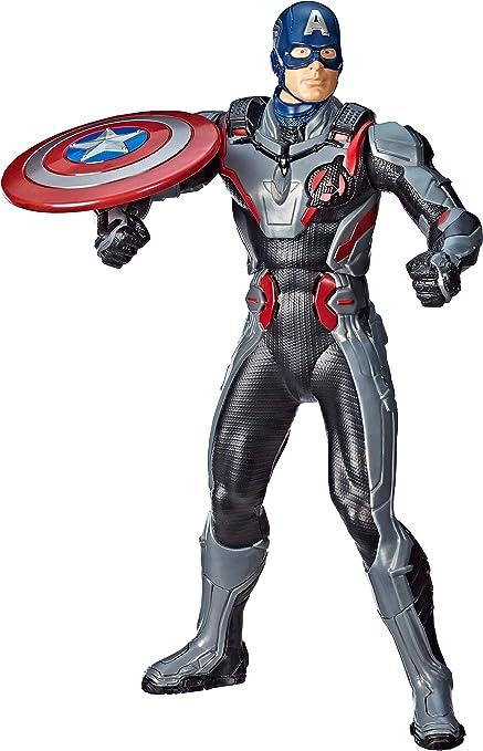 Captain America Shield Helmet Avengers Super Hero Cosplay for Kids Toy Action