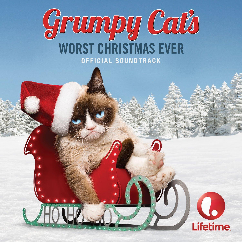 Various - Grumpy Cat\'s Worst Christmas Ever - Amazon.com Music