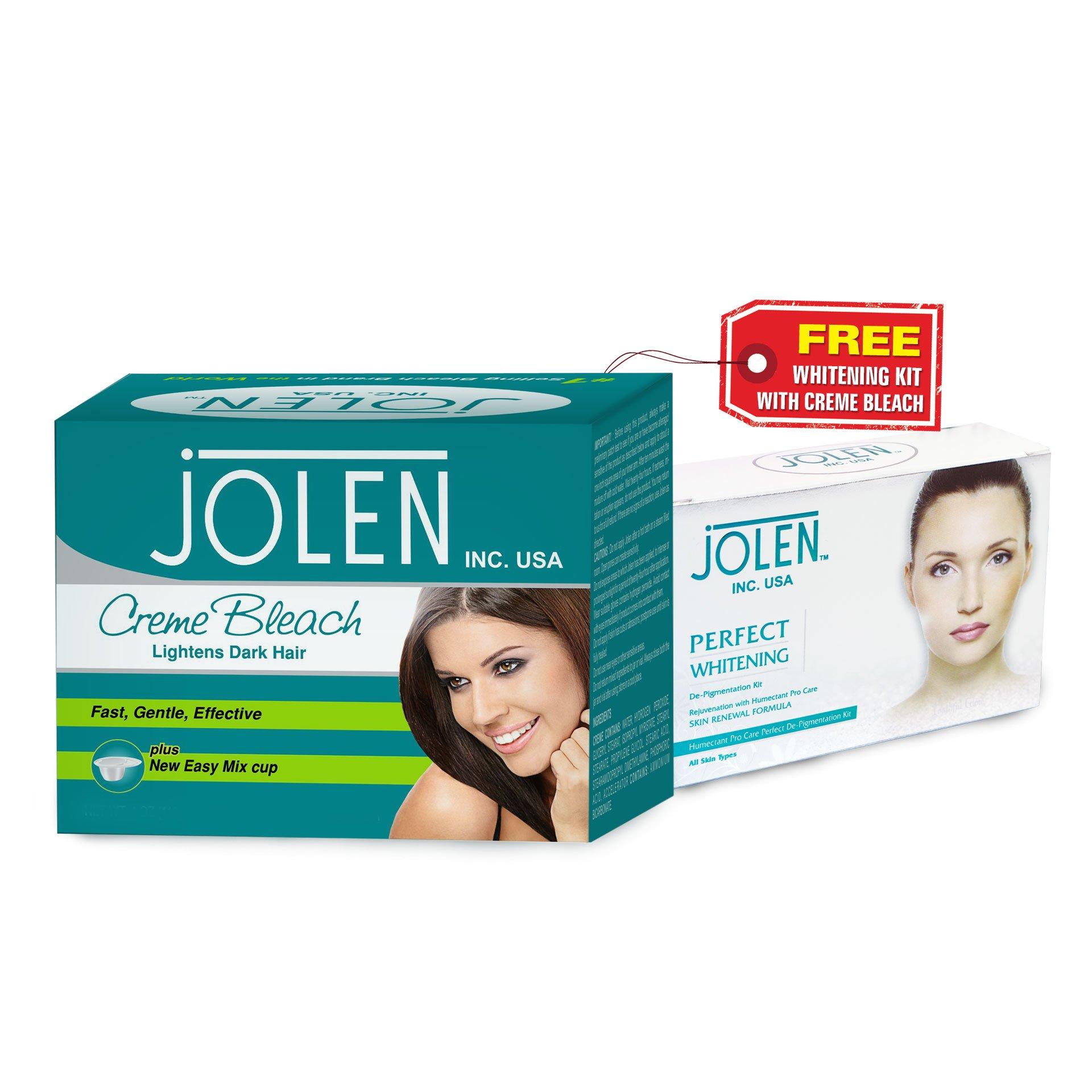 Jolen Cream Bleach (250 g) product image