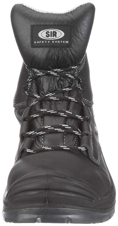 Sir Safety Superior S3 SRC 25070402 - Calzado de protección de cuero unisex, color negro, talla 39