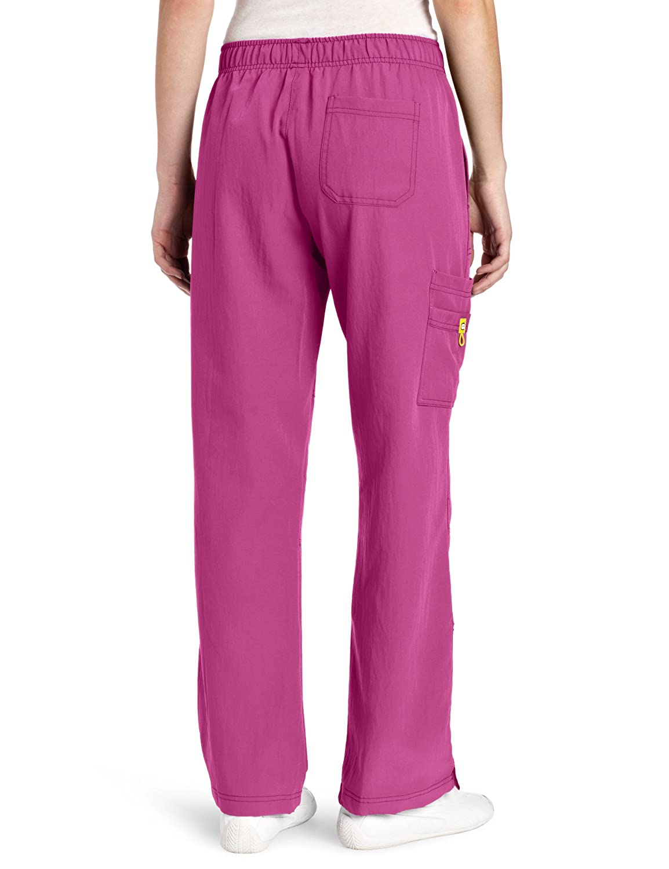 8f0ac7bd899 Amazon.com: WonderWink Four-Stretch 5214 Sporty Cargo Pant: Medical Scrubs  Pants: Clothing