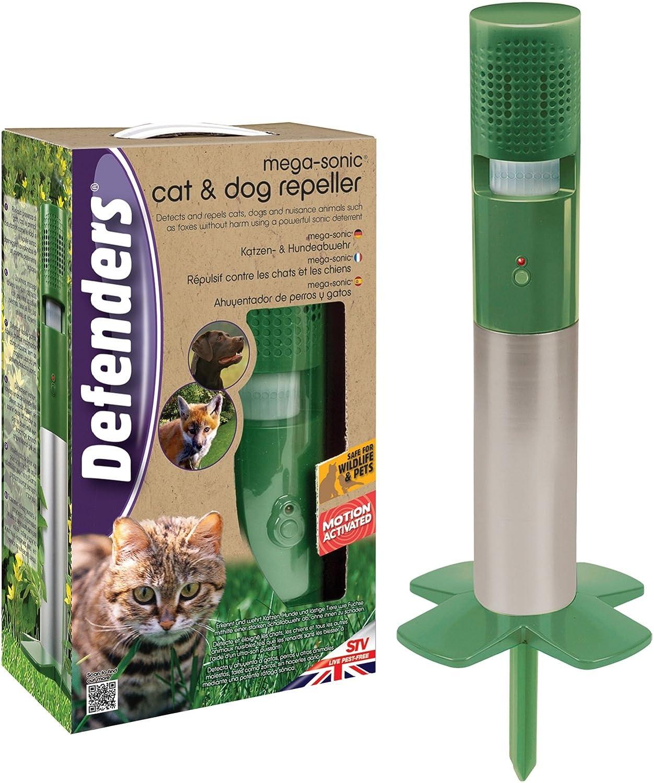 Mega-sonic Cat & Dog Repeller