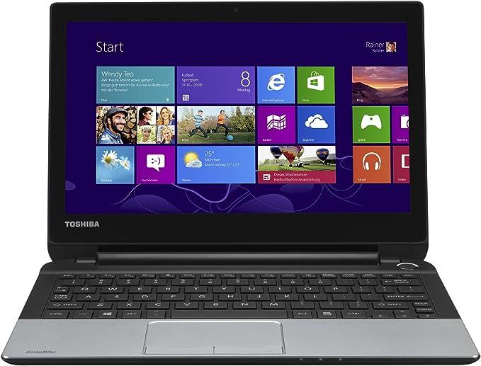 Toshiba Satellite NB10-A-10N - Ordenador portátil (Portátil, Touchpad, Windows 8.1 , Ión de Litio, 64-bit, Metálico): Amazon.es: Informática