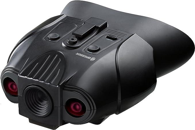 Bresser Digital dispositivo de visión nocturna binocular 1x con ...