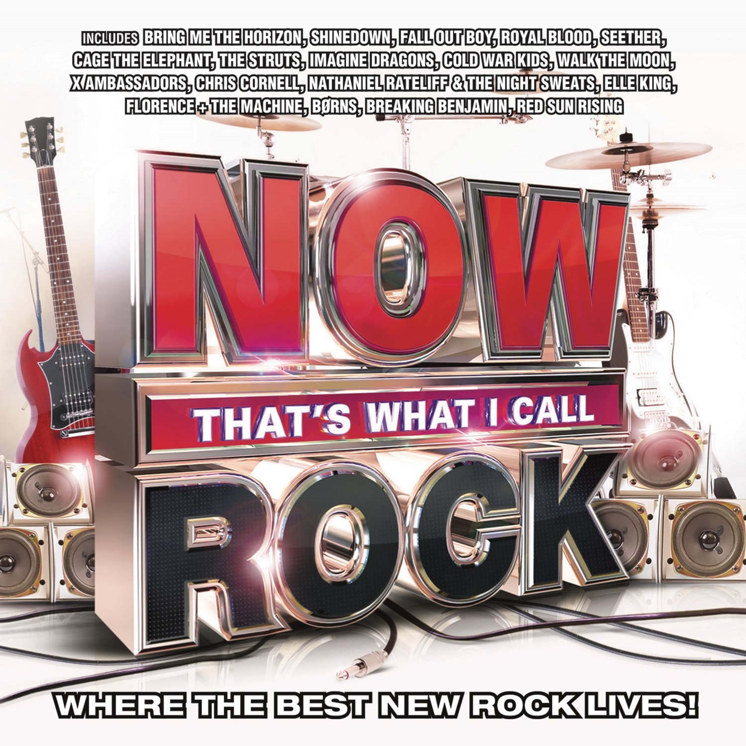 Various Artists Now Thats What I Call Rock Amazon Music