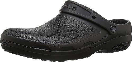 Crocs Unisex Adult  Specialist II Clog Black