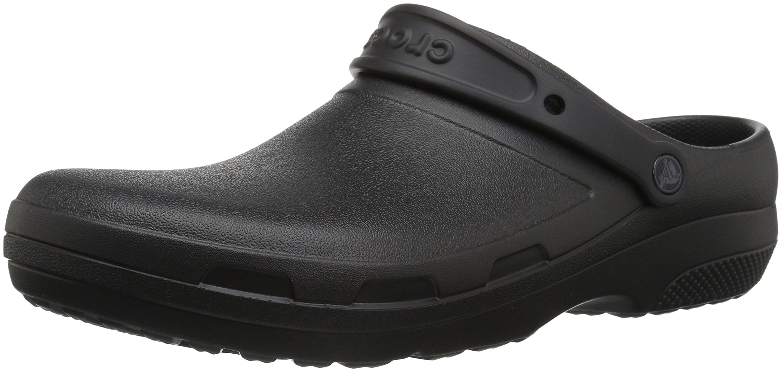 Crocs Specialist II Clog, Black, 6 US Men/ 8 US Women M US by Crocs