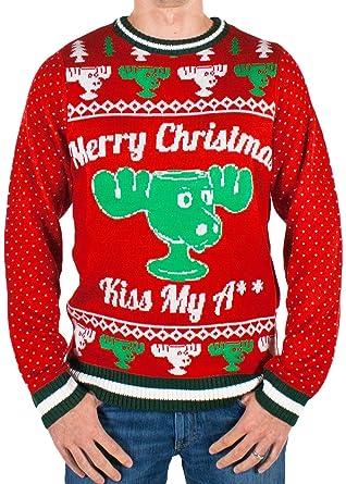 Christmas Vacation Sweaters.Festified Christmas Vacation Kiss My A Moose Mug Ugly