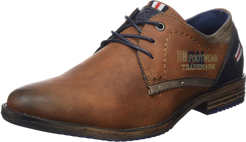 Supremo 4811701, Zapatos de Cordones Oxford para Hombre
