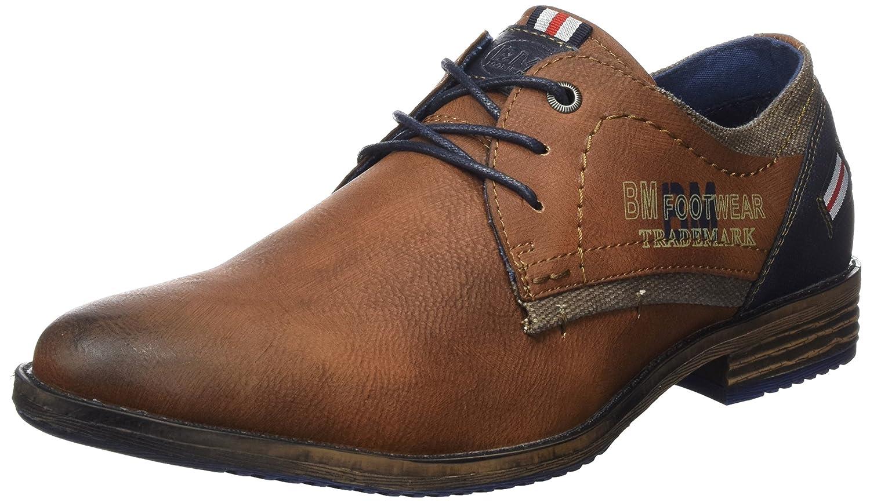 TALLA 44 EU. Supremo 4811701, Zapatos de Cordones Oxford para Hombre