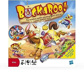 Hasbro Juegos Infantiles Tozudo (versión en inglés): Amazon.es: Juguetes y juegos